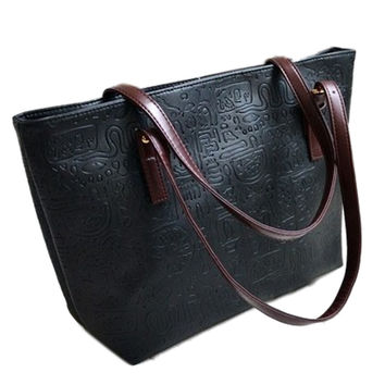 Fashion female bag, han edition fashion handbags, new oracle women bag single shoulder bag