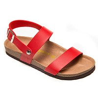 Birkenstock Woman Men Fashion Buckle Sandals Shoes