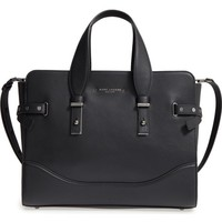 MARC JACOBS The Rivet Leather Satchel | Nordstrom