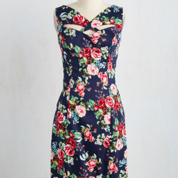 Date Night Dreamer Dress | Mod Retro Vintage Dresses | ModCloth.com