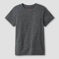 Baby Boys' T-Shirt - Cat & Jack™ Heather Gray