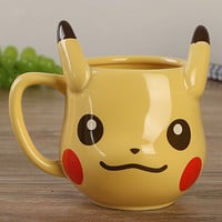 Pikachu Coffee Mug  for Friend Gift