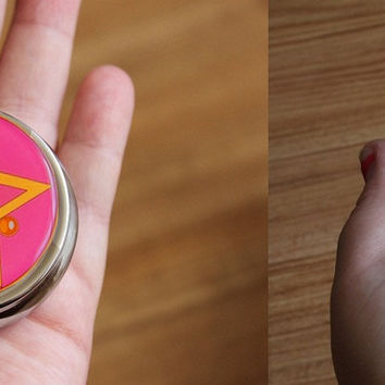 Sailor Moon  CRYSTAL STAR COMPACT  Trinket Box / by GlitzCouture