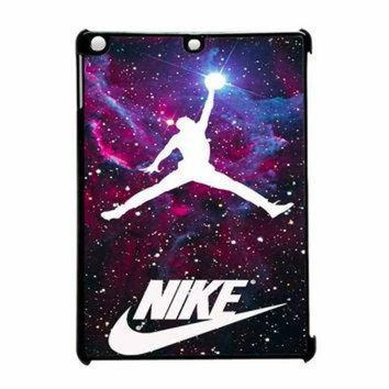 LMFUG7 Michael Jordan Nike Galaxy Blue iPad Air Case