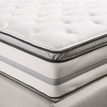 Pottery Barn Collection Beautyrest® Recharge® with AirCool® Memory Foam Mattress & Boxspring