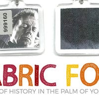 Fabric Fobs - A piece of history in every keychain! by FabricFobs