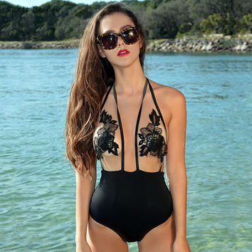 Hot Swimsuit Sexy Summer New Arrival Beach Lace Set Bikini [8776944199]