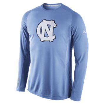Nike Disruption Long-Sleeve (UNC) Men's Basketball Shooting Shirt