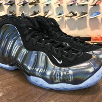 Purchase Nike Air Foamposite OnePro Hologram 314996-900 multi-color mtllc silver-blk Brand sneaker