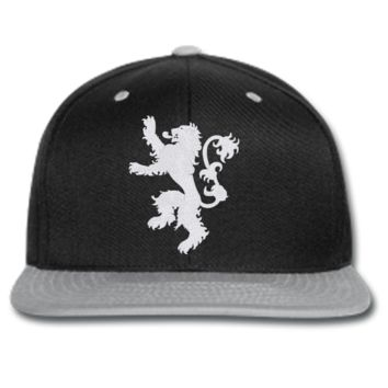 house lannister game of thrones snapback hat
