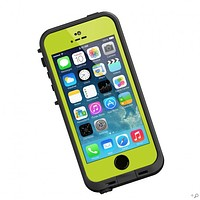 The Lime & Black LifeProof FRE Case for the iPhone 5s