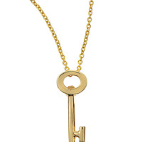 Key Pendant Necklace - Roberto Coin