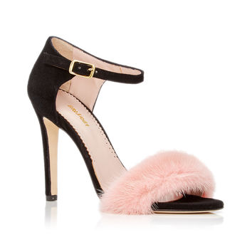 Mrs. Right Fur Sandal | Moda Operandi