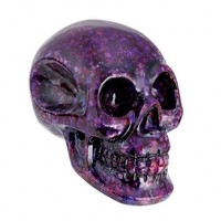 Crystal Skull by Summit Collection (Purple)