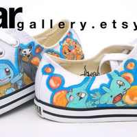 Custom Shoes- Pokémon