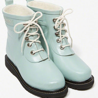 Womens Ilse Jacobsen Rubber Lace-Up Boots | Womens Clearance | Abercrombie.com