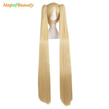 Handle Bar Cosplay Wig