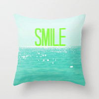 (: Throw Pillow by Taylor St. Claire | Society6