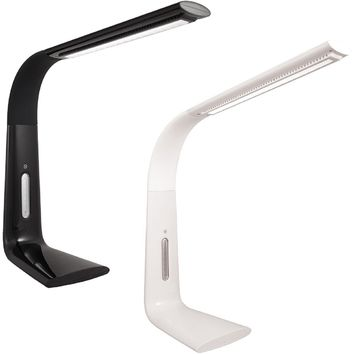 Zadro LED Variable Lighted Desk Lamp 3 Settings / Daylight / Office Evening NEW