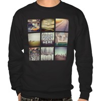 Custom Crewneck Sweatshirt w/ your Instagram Posts