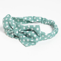 Under One Sky Bow Headwrap   Nordstrom