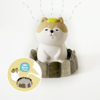 Shiba inu Mini Natural Humidifier – Welcome to octstore