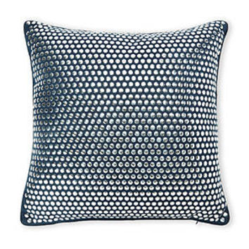 THRO BY MARLO LORENZ Odom Studded Pillow