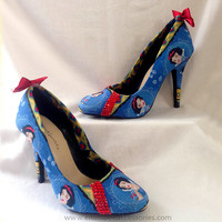 Snow White Disney Princess Heels