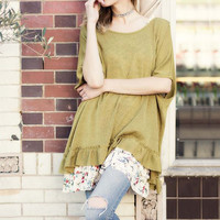 Sage & Stone Top