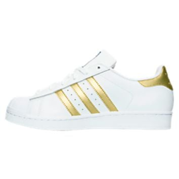 ... huge sale Womens Adidas Superstar Casual Shoes Finish Line 872fe db18a  ... bcf83413a