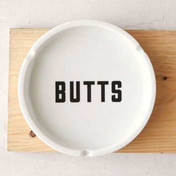 Butts Ashtray