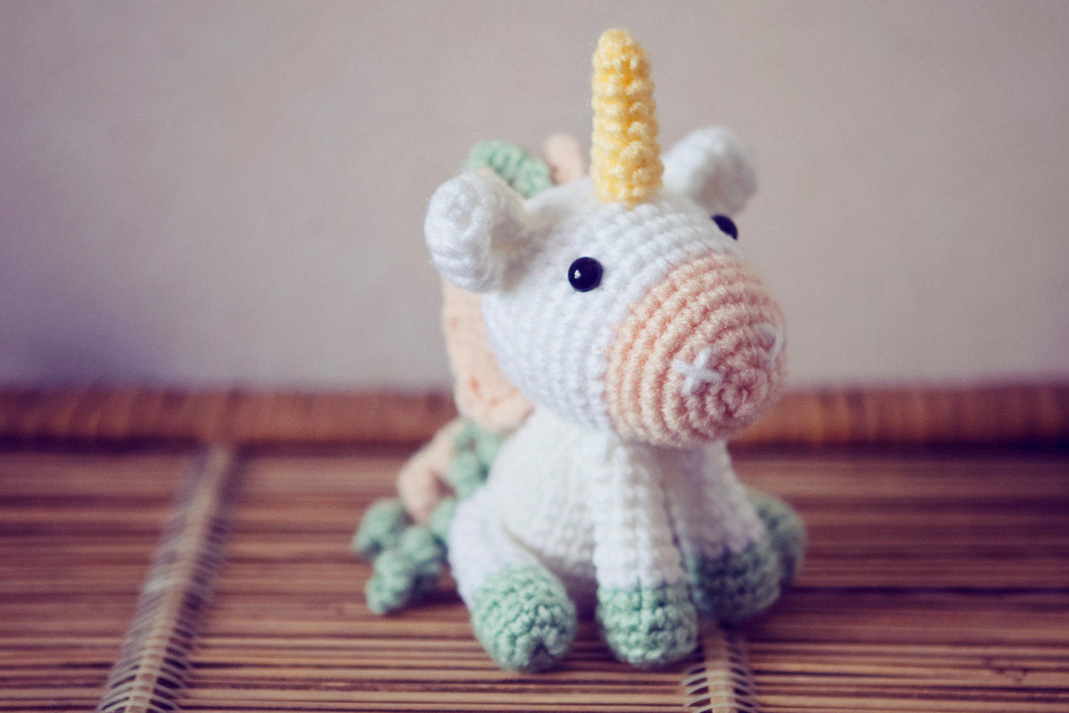 Crochet Unicorn : Amigurumi Unicorn Crochet from CircusCrochet on Etsy Misc. Home