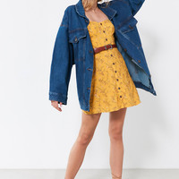 BDG Dani Oversized Denim Trucker Jacket | Urban Outfitters