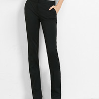 Mid Rise Barely Boot New Waistband Columnist Pant