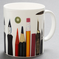 Preeminent Implements Mug | Mod Retro Vintage Kitchen | ModCloth.com