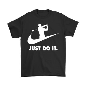 LFM3CR Play The Sport You Love Just Do It Golf Shirts