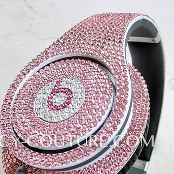BLING Your BEATS by Dre with Swarovski Crystals designed