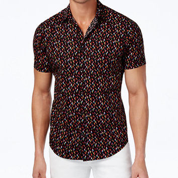 INC International Concepts Men's Popsicle Print Shirt, Only at Macy's | macys.com