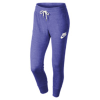 Nike Gym Vintage Women's Capris - Purple Haze