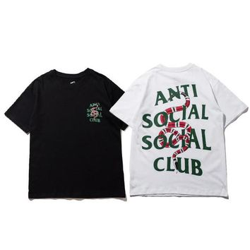 Boys & Men Anti Social Social Club x Gucci Tunic Shirt Top Blouse