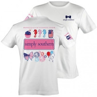 Simply Southern T-shirt Patriotic Essentials
