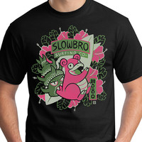 SLOWBRO Surfing Co. Pokemon T-Shirt