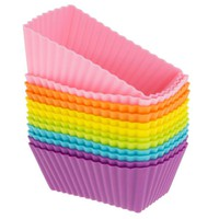 Saingace New 2PC Kitchen Craft Cake Cup Chocolate Liners Baking Cupcake Cases Muffin 17Sep04 Dropshipping