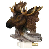 Moose 3D Nightlight