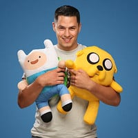 Adventure Time Plush Slamacows with Sound 22in