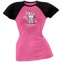 Happy Bunny - Been Naughty Women's Plus Size T-Shirt