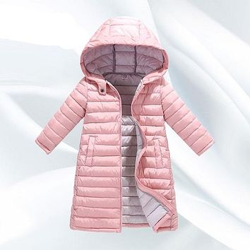 Blue, Gray, Pink Black Long Collection Kid Child Baby Toddler New Born Infant Winter Snow Coat