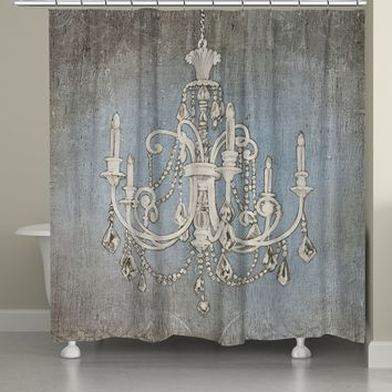Luxurious Lights Shower Curtain