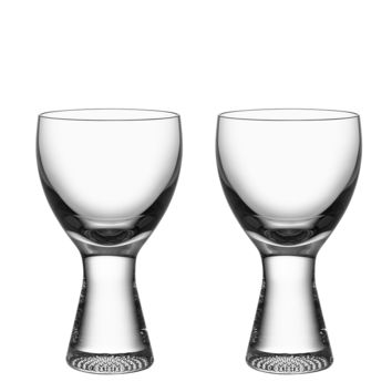 Limelight Wine Glasses - Set of 4