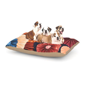 "Heidi Jennings ""Moroccan"" Multicolor Dog Bed"